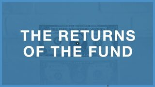 The Returns of the Fund